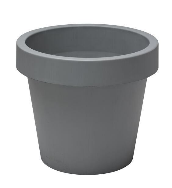 Potte Felica grå D 34 cm