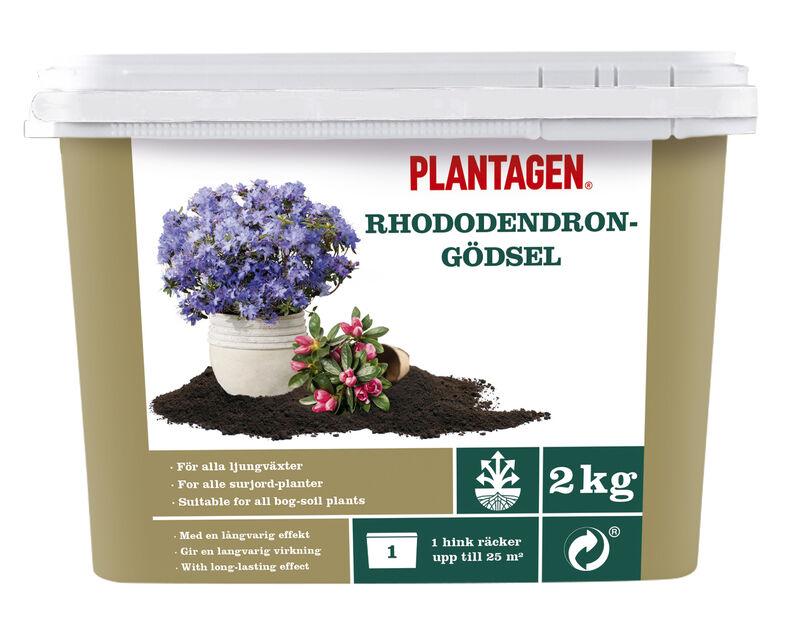 Rhododendrongjødsel, 2 kg