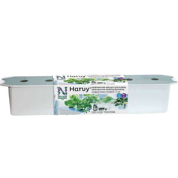 Hydroponisk dyrking - Harvy-startpakke, Lengde 79 cm, Blå