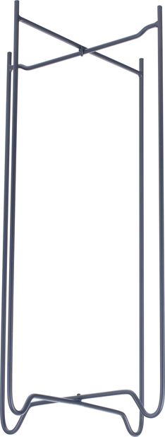 Pidestal Zoe H47cm, svart