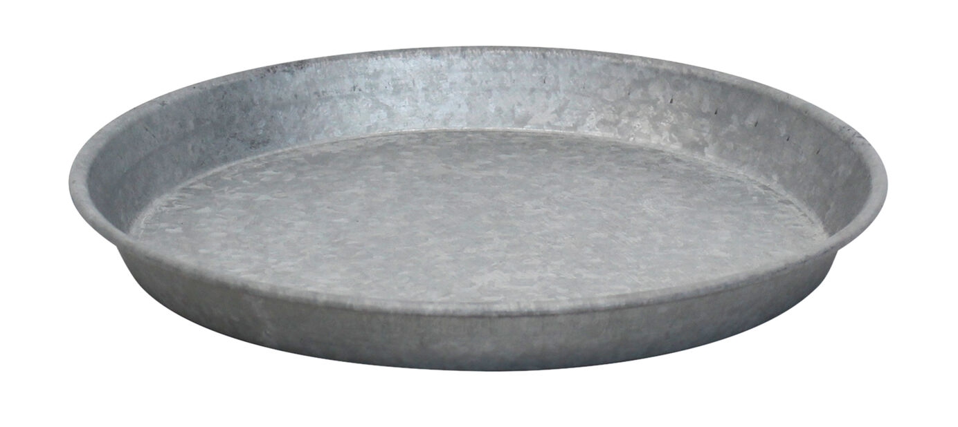 Fat sink, Ø28 cm, Grå