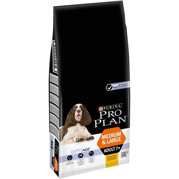 Purina Pro Plan Optiage M/L Adult 7+, 14 kg