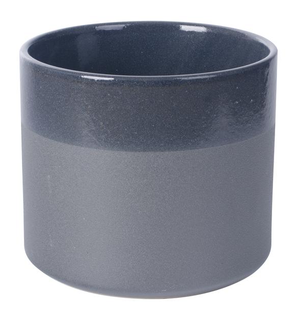 Potte Calla svart D 22,5 cm