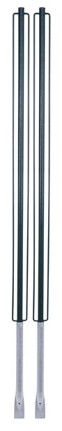 Kompoststolpe H 120 cm, 2-pk.