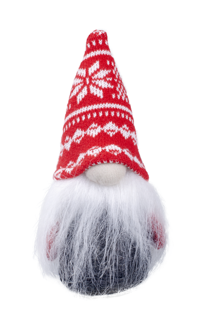 Julenisse Bosse, Høyde 13 cm, Flere farger