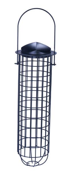 Fuglemater meisbolle, Høyde 29 cm, Svart