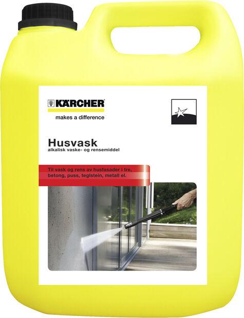 Husvask Kärcher, 4 L, Gul