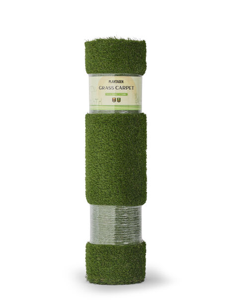 Kunstgressmatte, Lengde 400 cm, Grønn