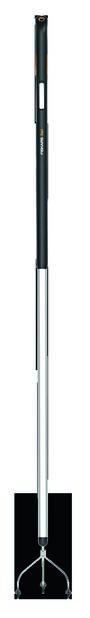 Xact Kultivator Fiskars, Lengde 172 cm, Grå