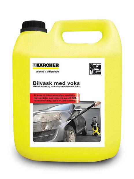 Bilvask Kärcher, 4 L, Gul