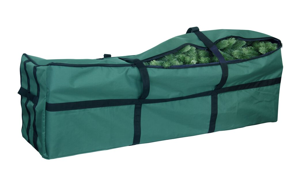 Juletrebag, Høyde 140 cm, Grønn