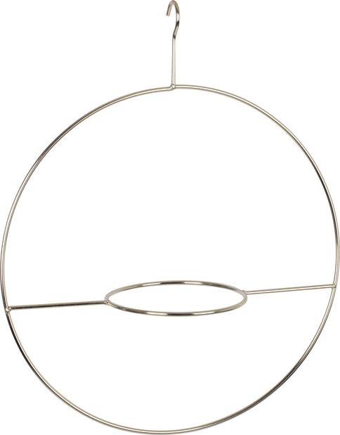 Oppheng for potte Nike rund, Ø40 cm, Messing