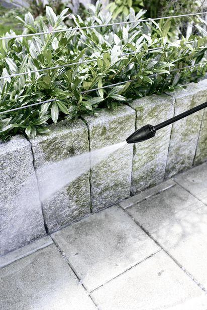 Høytrykksvasker K3 m/terrassevasker