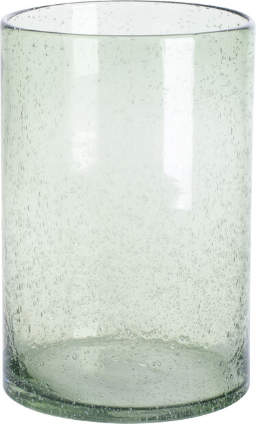 Vase Bubble H 27 cm Grønn