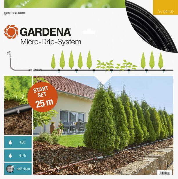 Startsett for hekk 25M Gardena