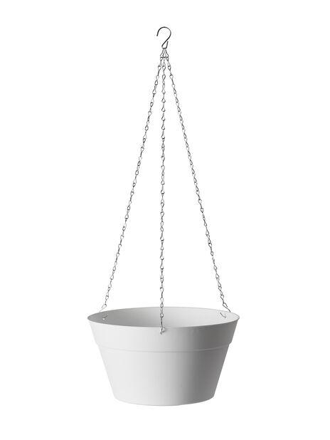 Ampel Felicia, Ø30 cm, Hvit