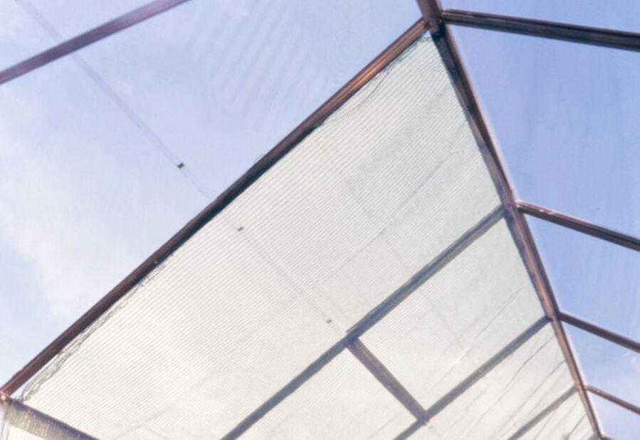 Skyggenett, 4.6 m2, Hvit