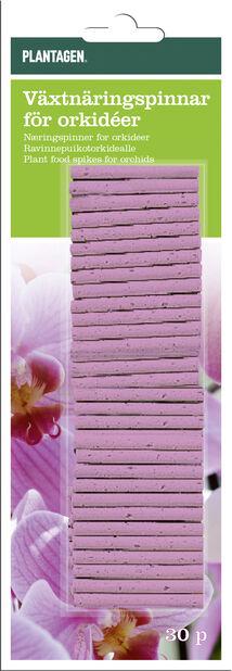 Orkidepinner 30 Pk