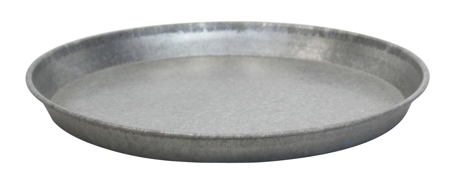 Fat sink, Ø35 cm, Grå
