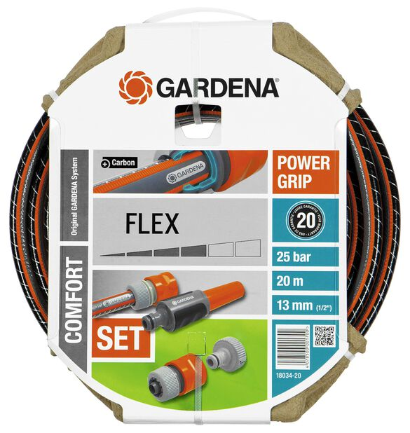 Gardena Comfort flex slange med startsett