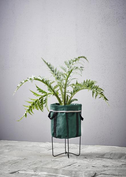 Stativ Herba for plantebag 45 cm grå