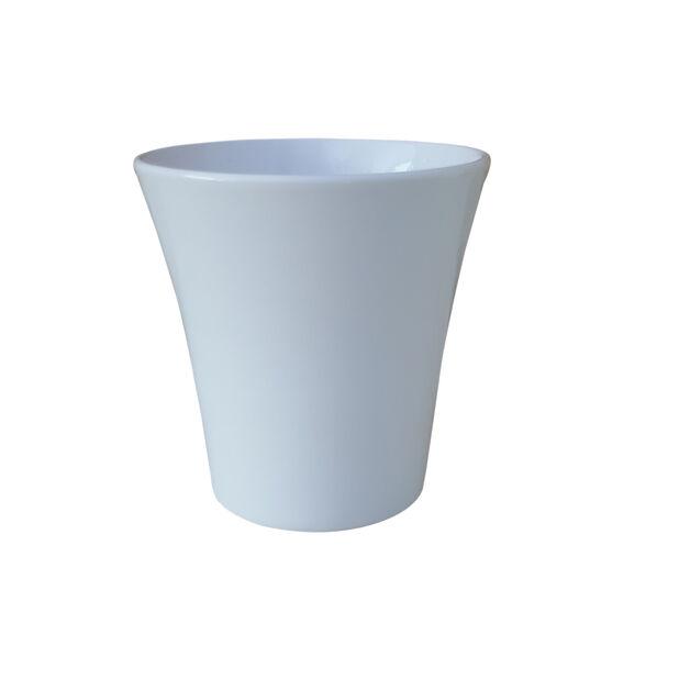 Potte Harmoni, Ø15 cm, Hvit