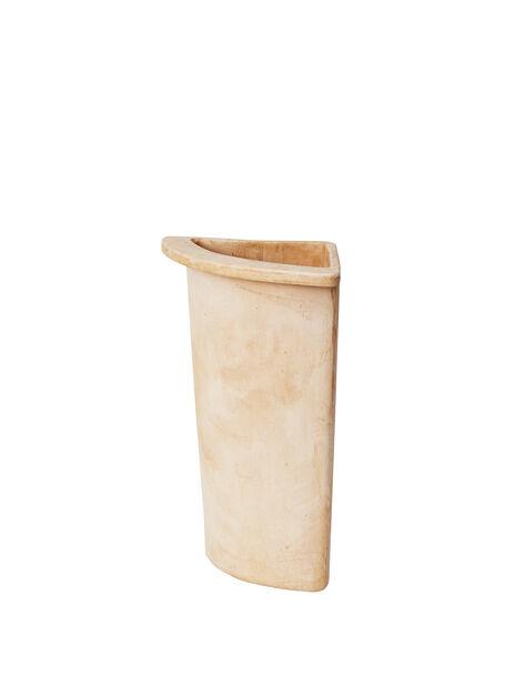 Kvartpotte Olea, Høyde 35 cm, Terrakotta