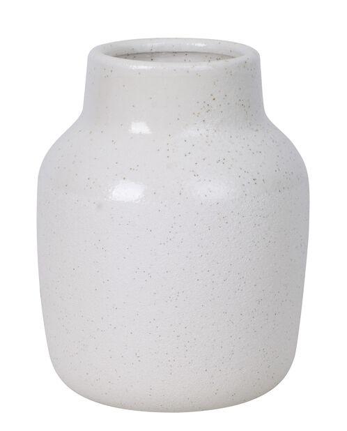Vase Calla, Høyde 19 cm, Hvit