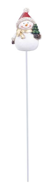 Dekorasjonspinne nisse/engel/snømann