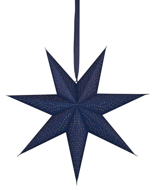 Adventsstjerne Ella, Ø90 cm, Rød