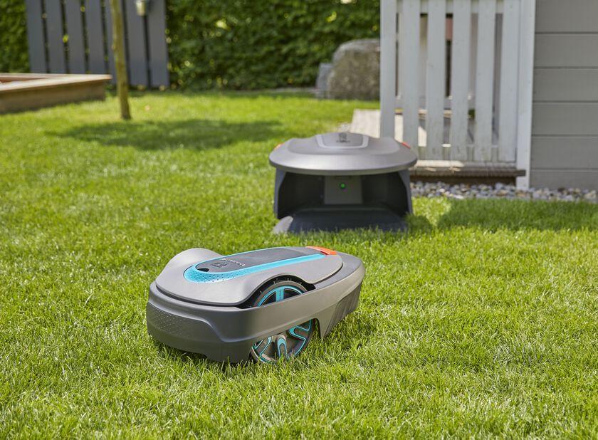 Robotklipper Gardena Smart Sileno 500