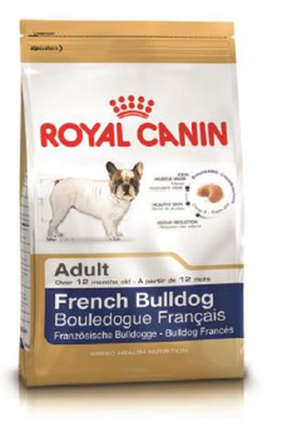 French Bulldog Adult 3kg, 3 kg