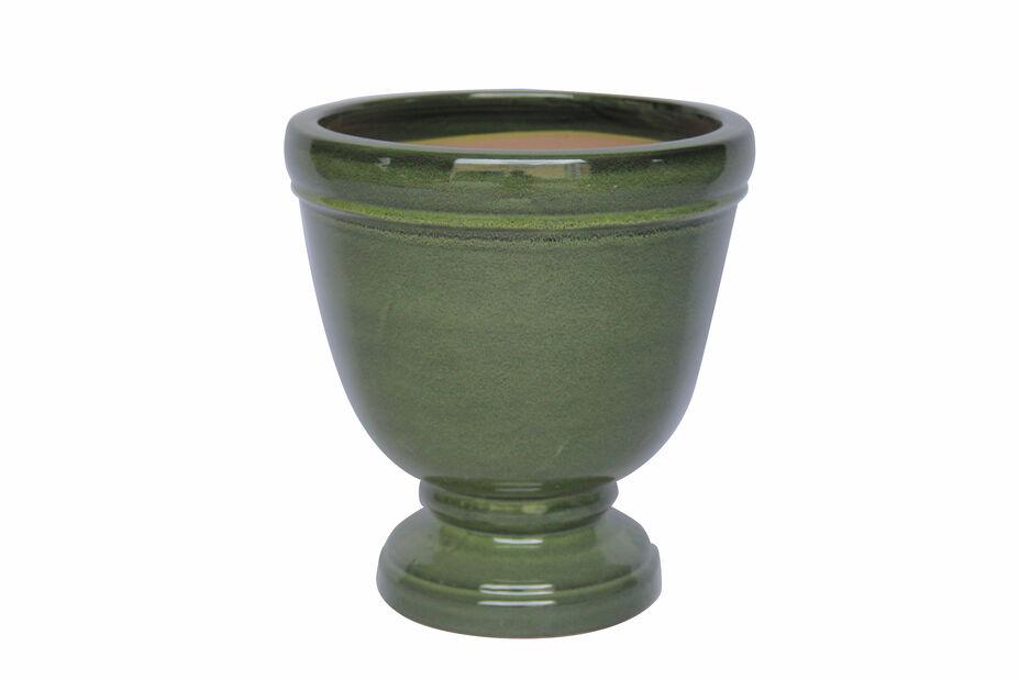 Urne Carl, Ø33 cm, Grønn