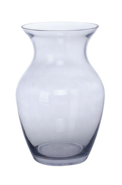 Vase Estelle, Høyde 25 cm, Grå