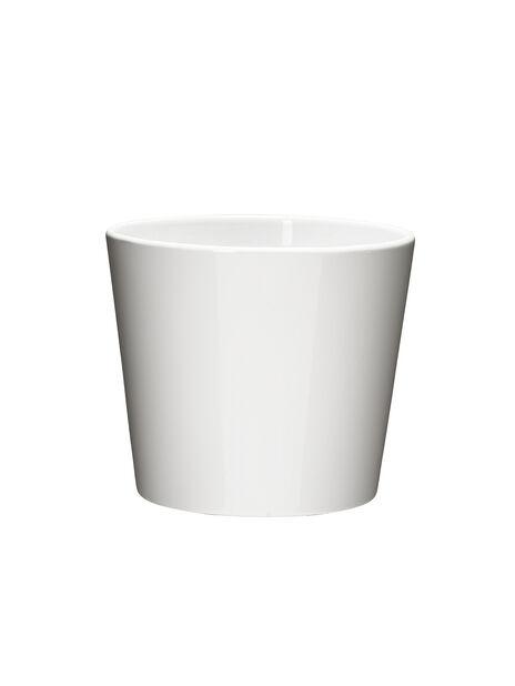Potte Harmoni Ø 14,5 cm hvit