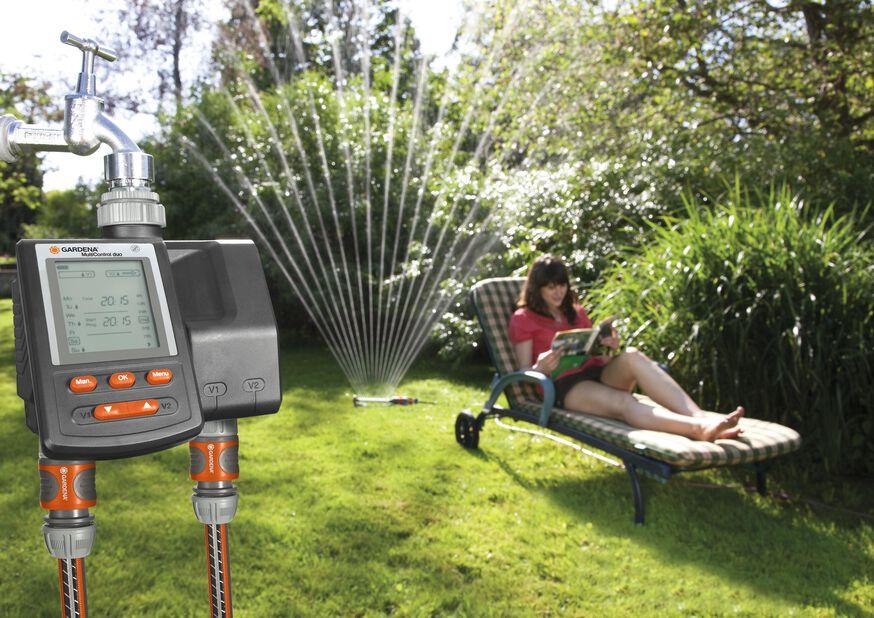 Vanningscomputer Multicontrol Duo Gardena