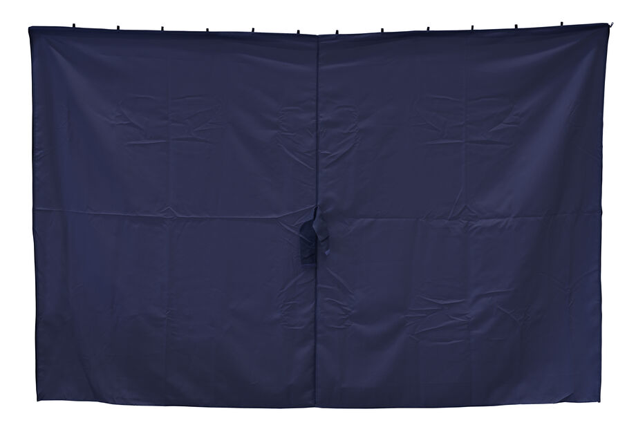 Paviljongvegg Malva 4stk, marineblå