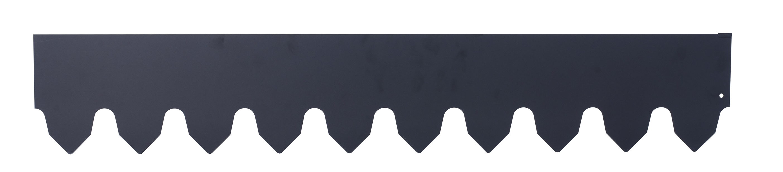 Plenkant 4 m, svart