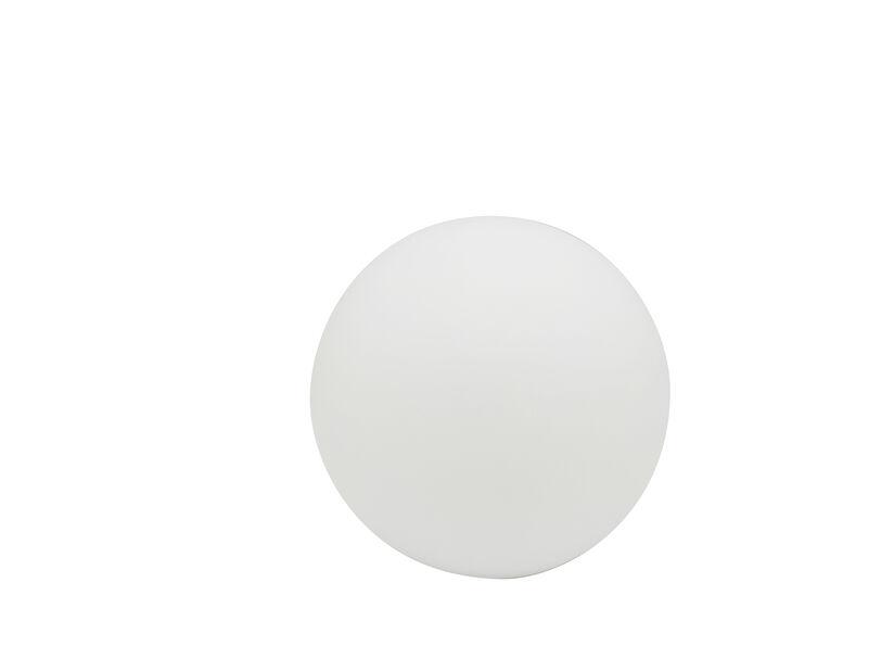 Pyxis utendørs balllampe, Ø30 cm, Hvit