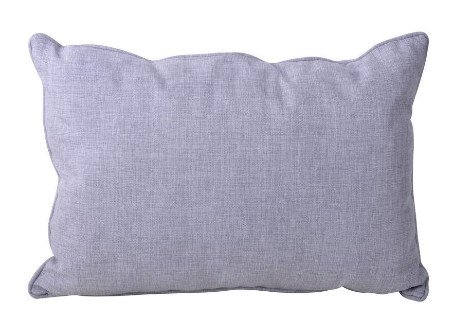 Pute Linwood, Bredde 55 cm, Blå