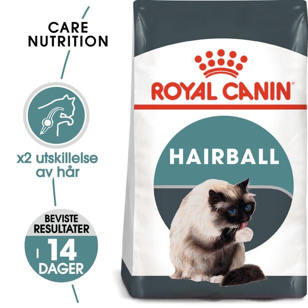Intense Hairball 10kg, 10 kg, Flerfarget