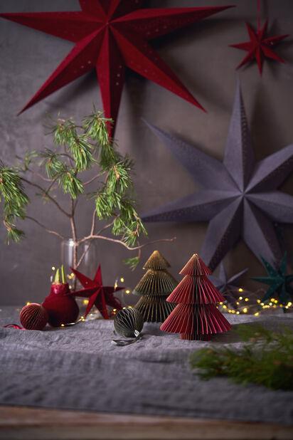 Honeycomb juletre, Grønn
