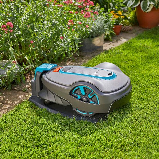 Robotklipper Gardena Sileno Life 750