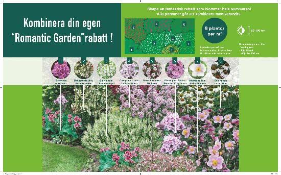 759f9ae21 To ferdig komponerte blomsterbed for hagen din | Plantasjen